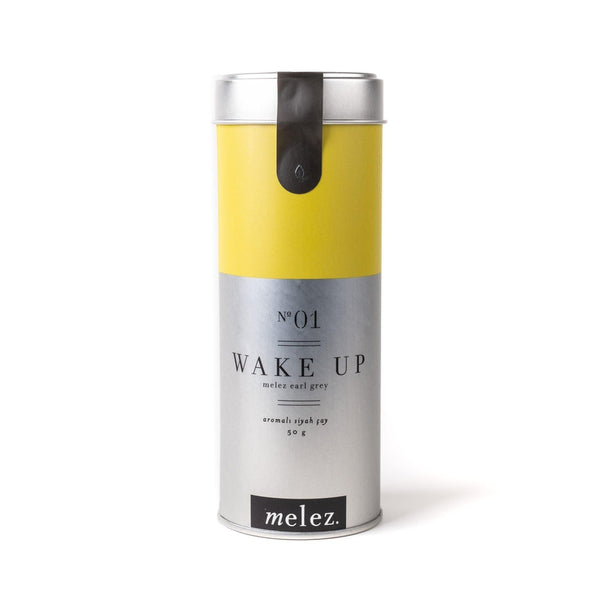 WAKE UP TEA - MELEZ EARL GREY-Tea-Melez Tea
