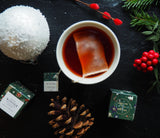 Winter Single Teabag Box