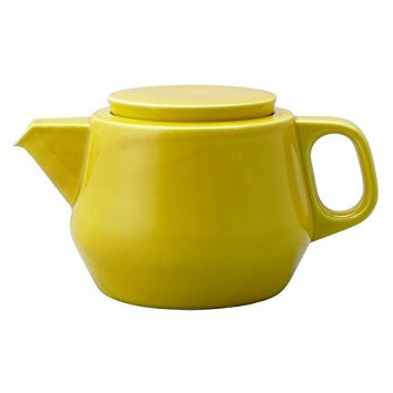 Kinto Couleur Teapot - Yellow - Melez Tea