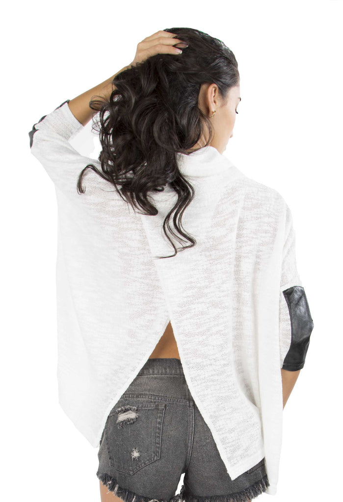 Bryne Open Back Pullover
