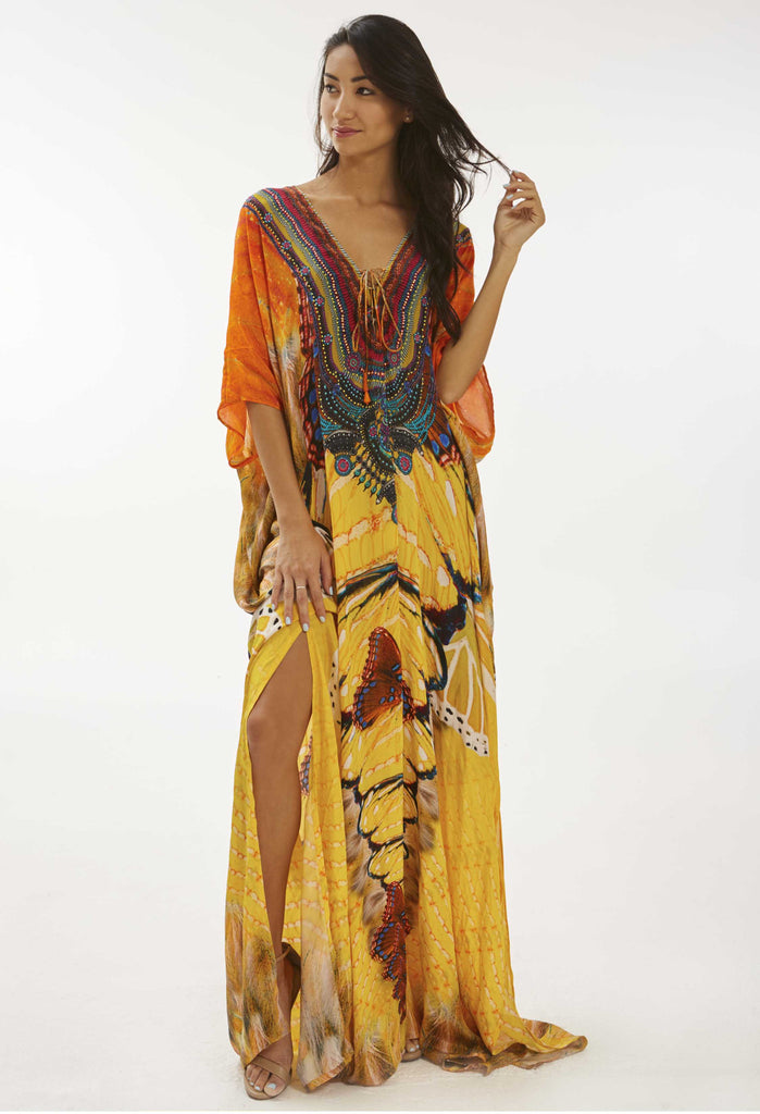 Avatar Papaya Kaftan