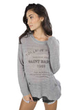 Je T'aime Beach Bummies Sweater