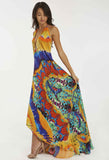 Papaya 3 Way Dress