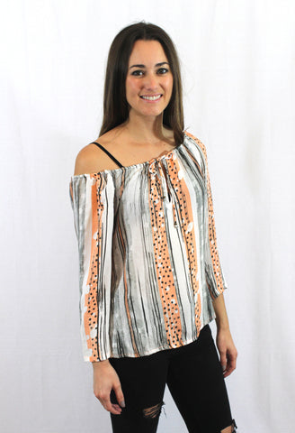 Polyphonic Blouse
