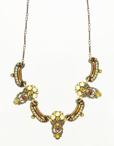 Ann Egan Pondicherry Crystals Necklace