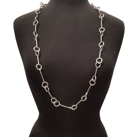 Avant Garde Paris Long Amarage Necklace Mannequin