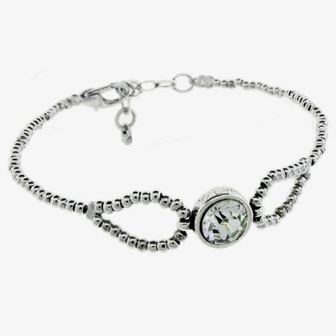Metal Pointus Luz Simple Bracelet