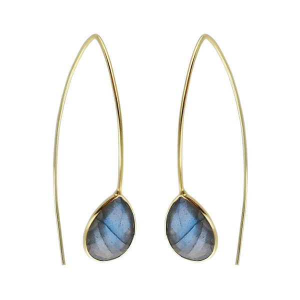 Betty Carre Lani Labradorite Earrings