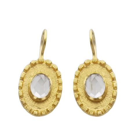 Betty Carre Rosalia Crystal Earrings