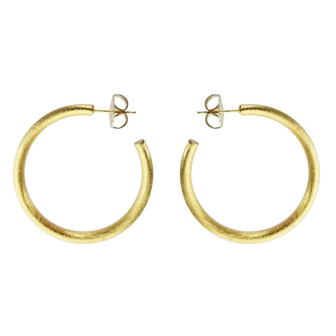 Betty Carre Saint Tropez Hoop Earrings