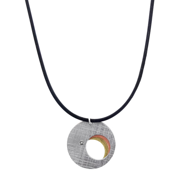 Chick Boss Moon Phase Necklace