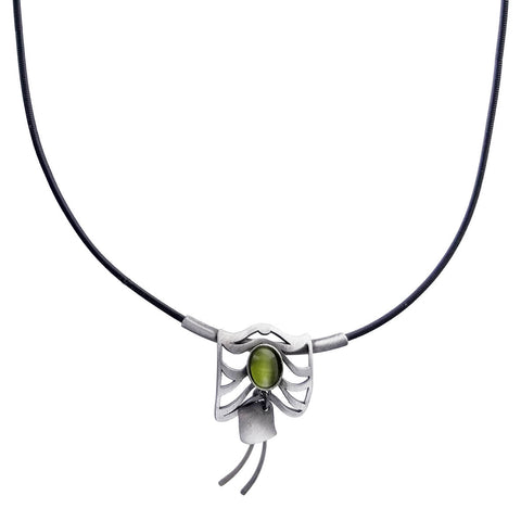 Christophe Poly Butterray Necklace