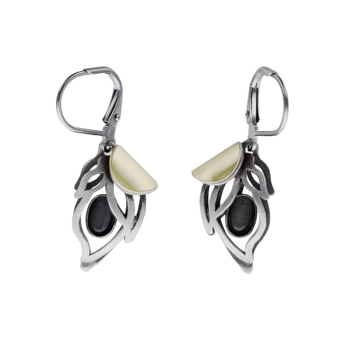 Christophe Poly Gorgeous Petals Earrings
