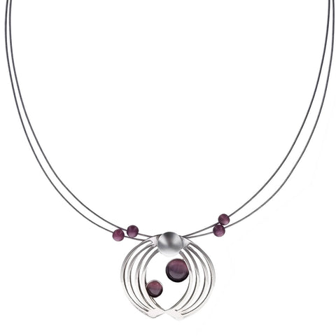 Christophe Poly Hug From Above Necklace