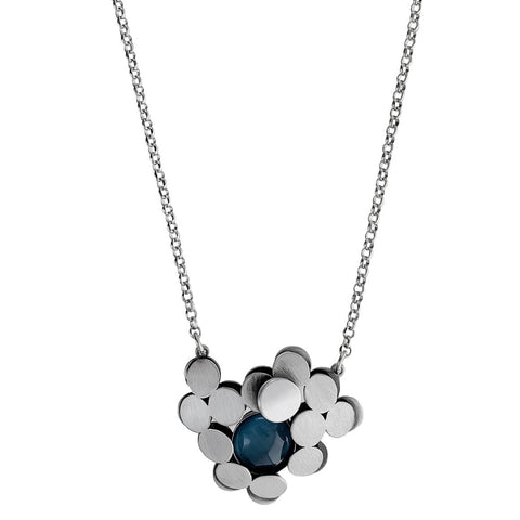 Christophe Poly Wild Circles Necklace
