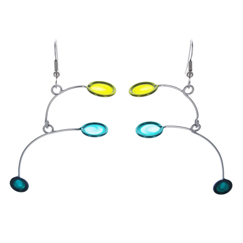 Christopher Royal Calder Mobile Earrings