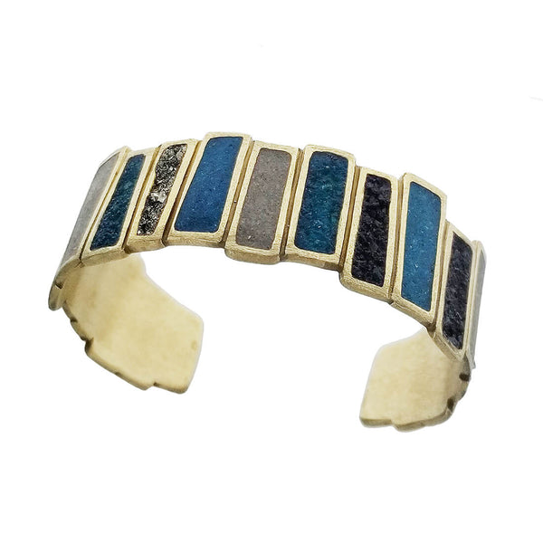 David Urso Ladder Cuff Bracelet