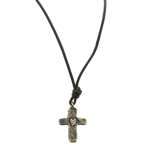 Dream Faith Cross Necklace