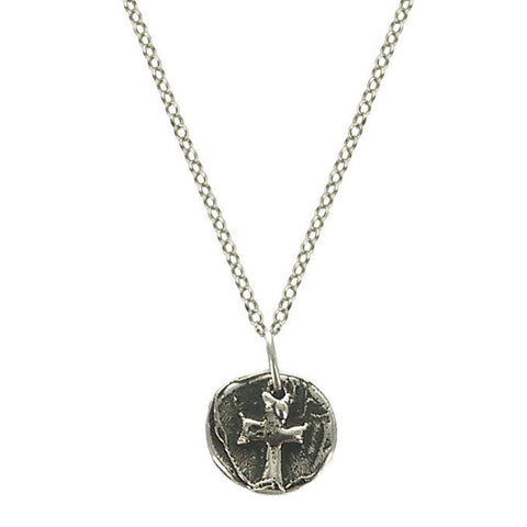 Blessed Cross Faith Necklace