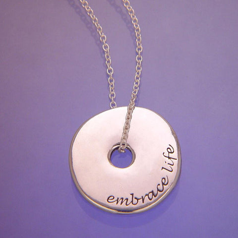 Embrace Life Necklace