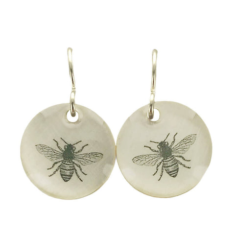 Everyday Artifact Bee Earrings