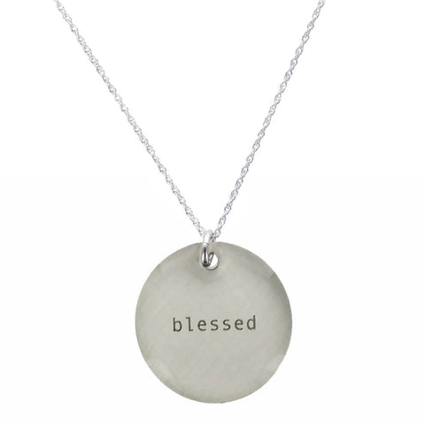 Everyday Artifact Blessed Necklace