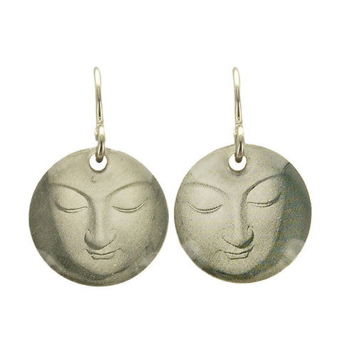 Everyday Artifact Buddha Earrings