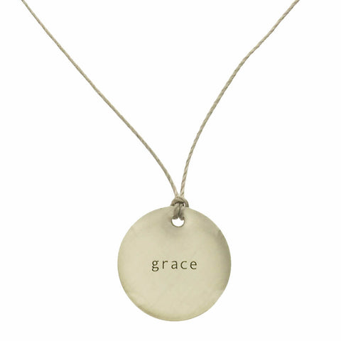 Everyday Artifact Grace Necklace