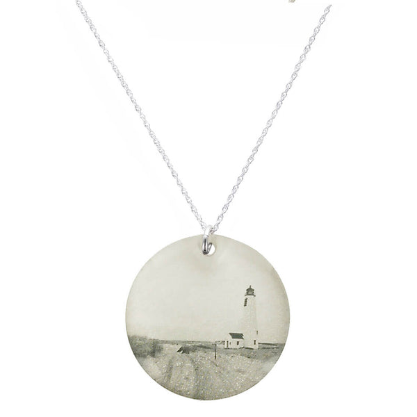 Everyday Artifact Lighthouse Necklace