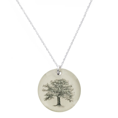 Everyday Artifact Oak Tree of Life Necklace