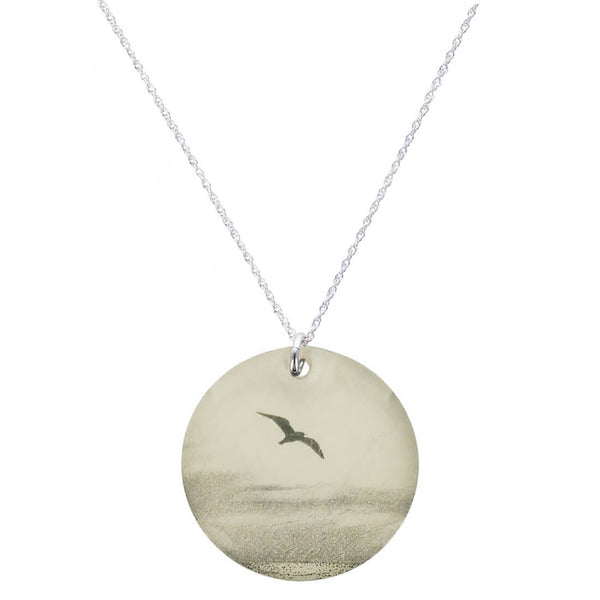 Everyday Artifact Seagull Necklace