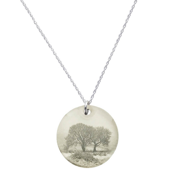 Everyday Artifact Two Trees Necklace