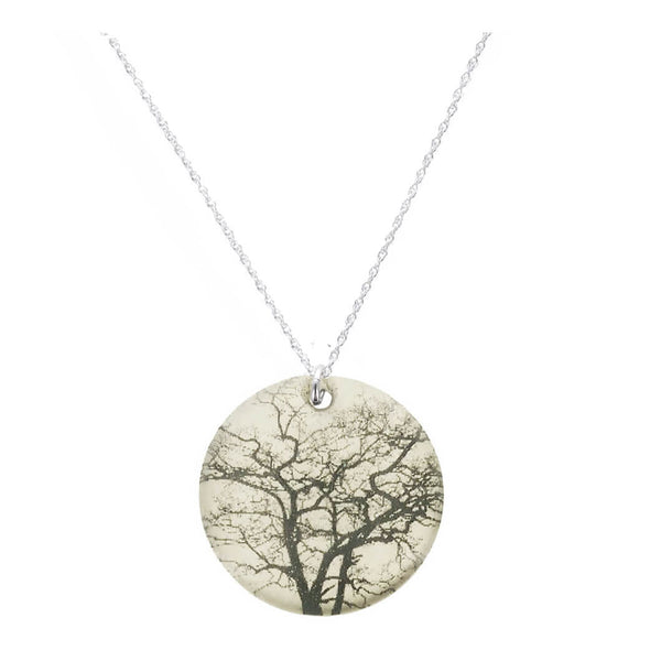 Everyday Artifact Standing Strong Tree Necklace