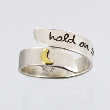 Hold On To Your Dreams Ring