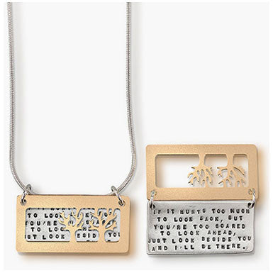 Kathy Bransfield I'll Be There Necklace