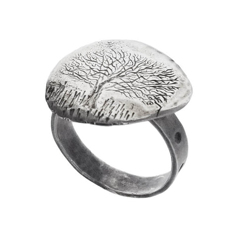 J & I Tree Of Life Ring Another View