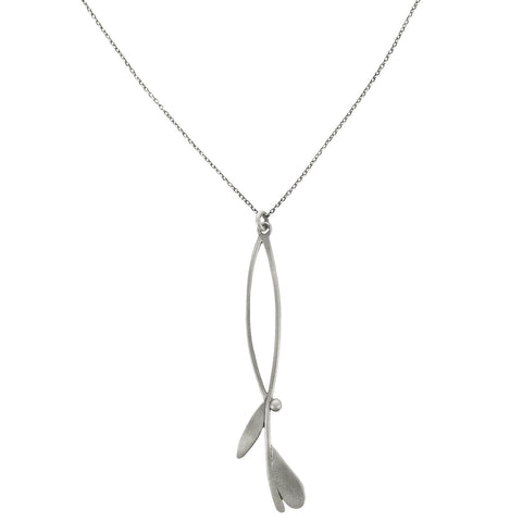 Julia Britell Flowing Petals Necklace