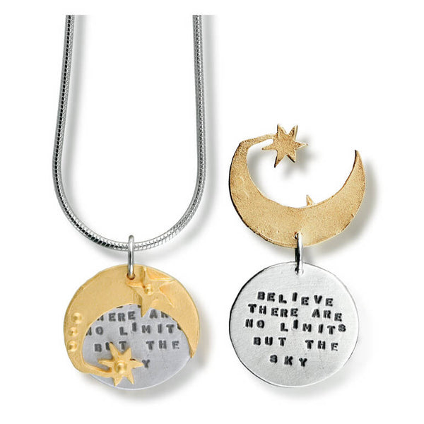 Kathy Bransfield Believe There Are No Limits Necklace