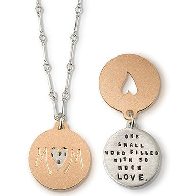 Kathy Bransfield Mom Love Necklace