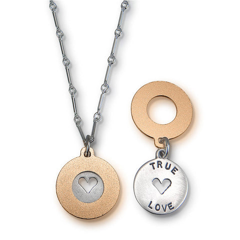 Kathy Bransfield True Love Necklace