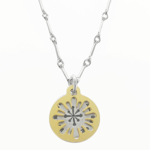 "Kathy Bransfield ""We All Shine"" Necklace Closed View"