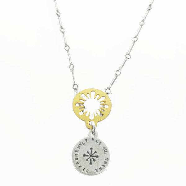 "Kathy Bransfield ""We All Shine"" Necklace"
