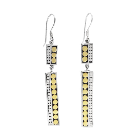 Kathy Kamei Double Life Stick Earrings