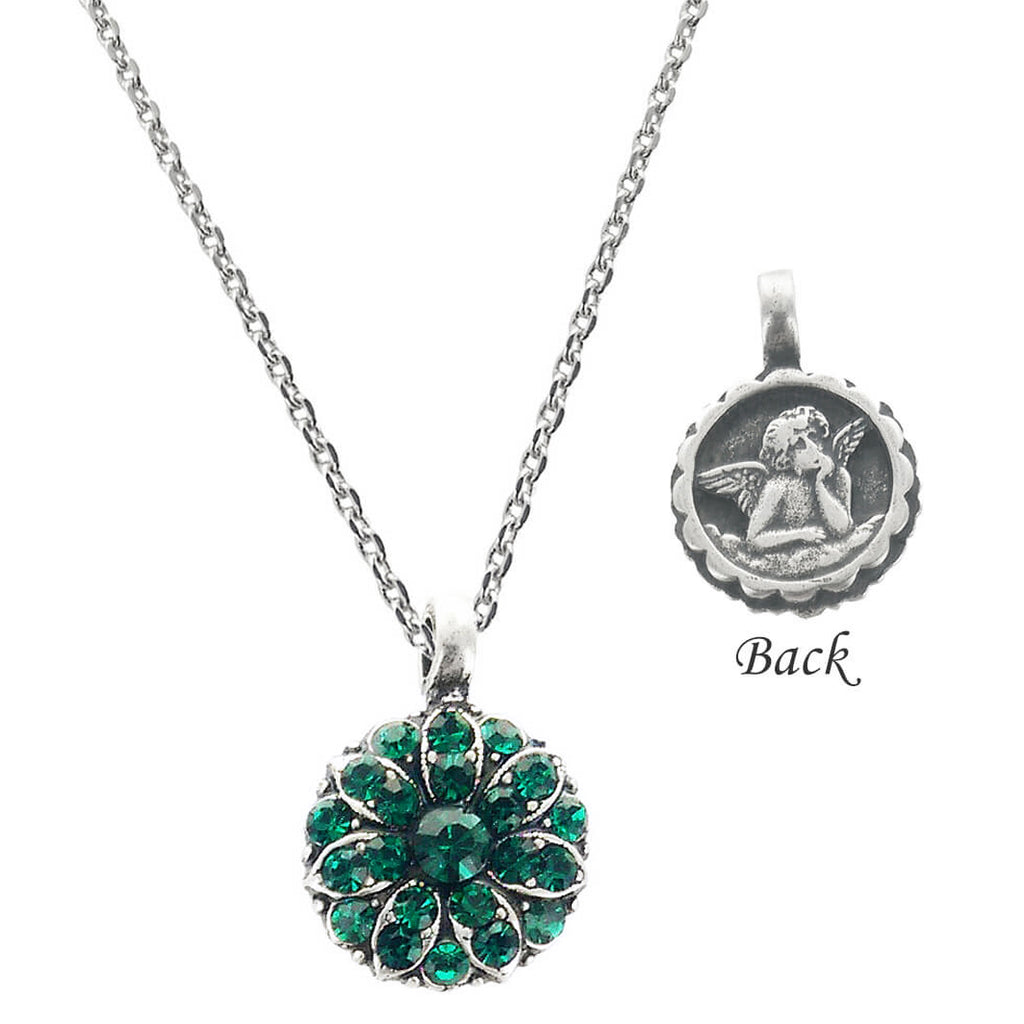 pear emerald necklace shaped diamond top ydiamonds com drop