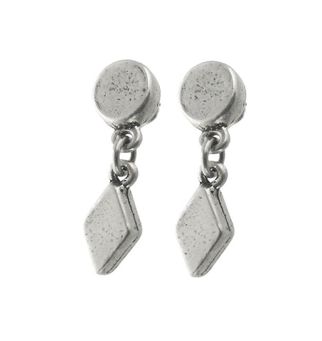 Metal Pointus Jojo Earrings