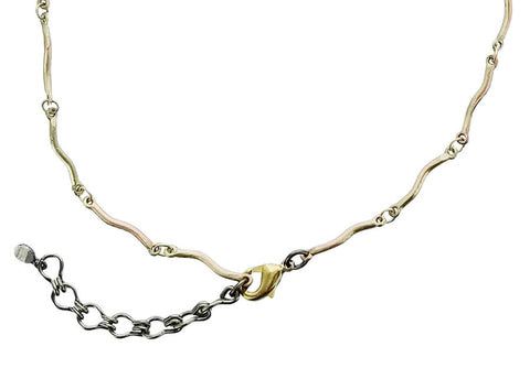 Michael Michaud Hydrangea Necklace View Of Clasp