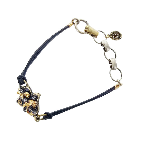 Michal Golan Starry Night Hamsa Bracelet