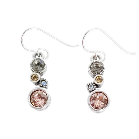 Patricia Locke Cassie Champagne Earrings