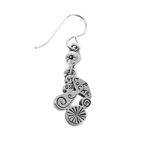 Patricia Locke Crystal Cherish Earrings Backside