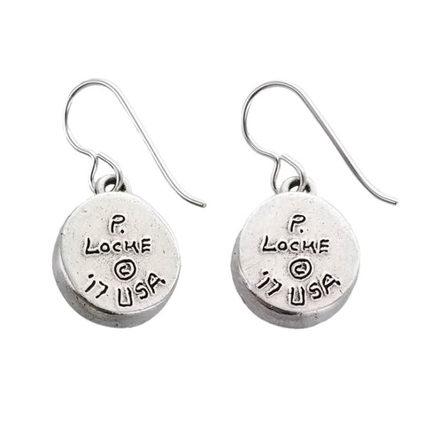 Patricia Locke Kiddie Ride Fling Earrings Back View